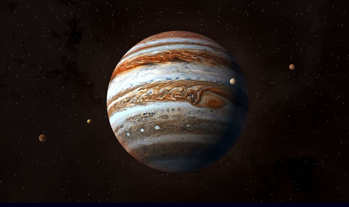 Facts about the largest planet of our solar system (Jupiter)